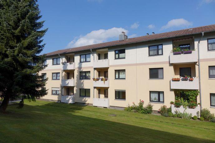 Nähe Waldsee & Zentrum: Renovierte  gepflegte 3-Zi.-Wohnung hell, großzügig & mit Balkon