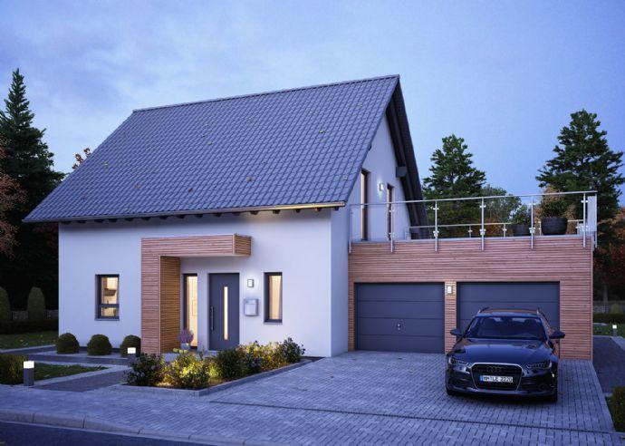 Erfüllen Sie sich Ihren Wunsch vom Traumhaus im Grünen - Bauen mit massahaus