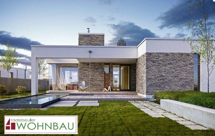 Modernes Einfamilienhaus im Bauhausstil in Weinböhla