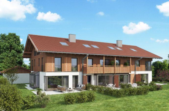 Einfamilienhaus in Reihenhausbauweise in Schaftlach