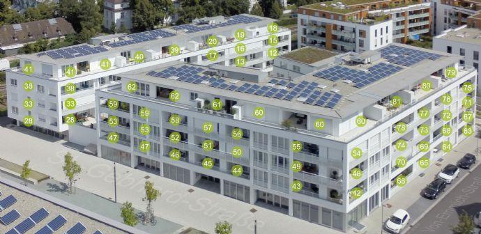 4-Zi.-Penthouse Whg. in Konstanz Petershausen - 4.OG