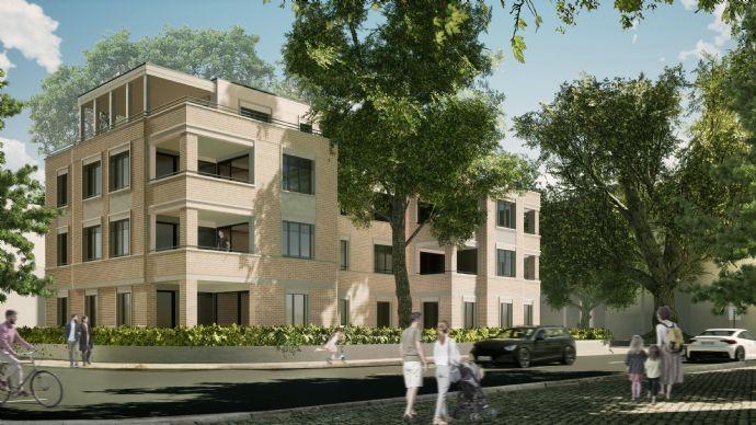 3 Zimmer Neubau-Wohnung an den Herrenhäuser Gärten