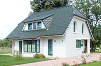 Exklusives Einfamilienhaus mit 200 qm WFL, auf traumhaften Baugrundstück, 2.860 qm, in Kürten-Waldmühle! Unverbaubarer Blick nach Süden in den Wald!