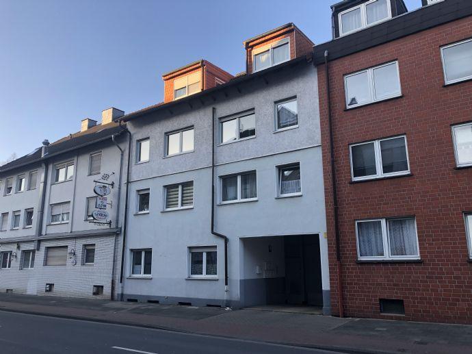 61,2 m² Eigentumswohnung Hamm + überdachter PKW - Stellplatz