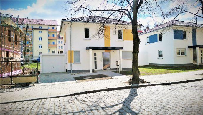 Stadtvilla mit 405 m² Grundstück nur 1 Minute vom Buga Park entfernt