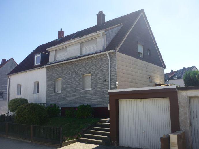 Renovierungsbedürftiges Einfamilienhaus in ruhiger Lage von Pirmasens (Fördergebiet Pirmasens mit Sonder Bankkonditionen)