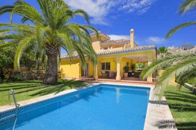 Nueva Andalucia Häuser, Nueva Andalucia Haus mieten