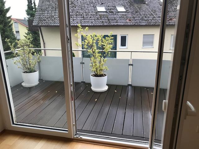 Bodman-Ludwigshafen - 4-Raum-Wohnung mit Balkon - Bad mit Wanne zu vermieten! - Rathausstraße
