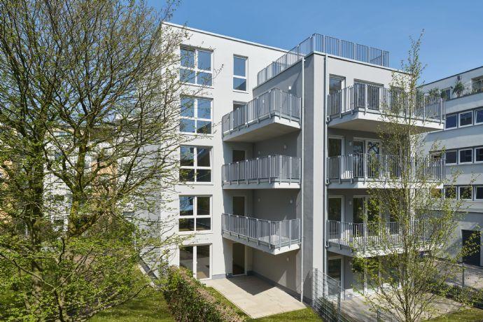 Neubau Erstbezug 3-Zimmer-Dachgeschoss-Penthouse-Wohnung - Provisionsfrei!