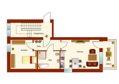 Herzebrock-Clarholz Wohnungen, Herzebrock-Clarholz Wohnung mieten