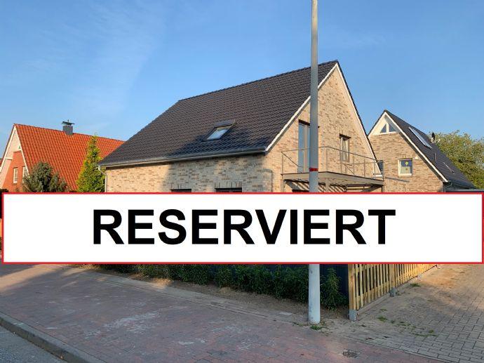 Energieeffiziente KfW 55 Neubau 4 Zimmer Wohnung mit Terrasse und hochwertiger EBK