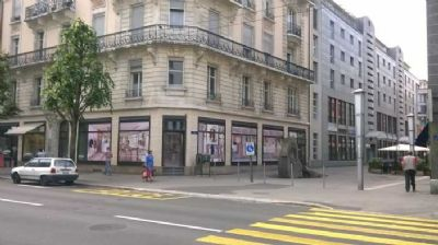 Fribourg Ladenlokale, Ladenflächen