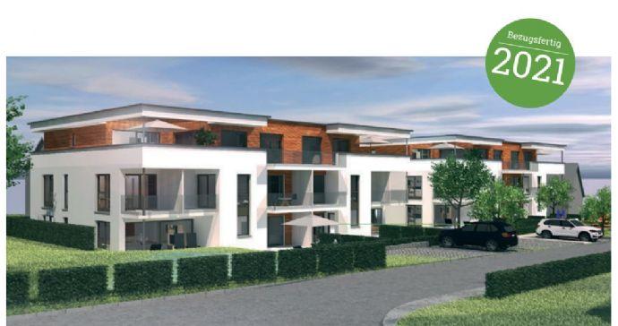 Sonniger Neubau Erstbezug 3-Zimmer 100qm Wohnung mit Garten in Mutlangen  b. Schwäb.Gmünd