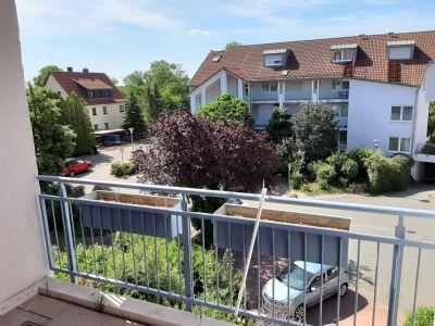 Kleine - aber feine Wohnung mit Balkon