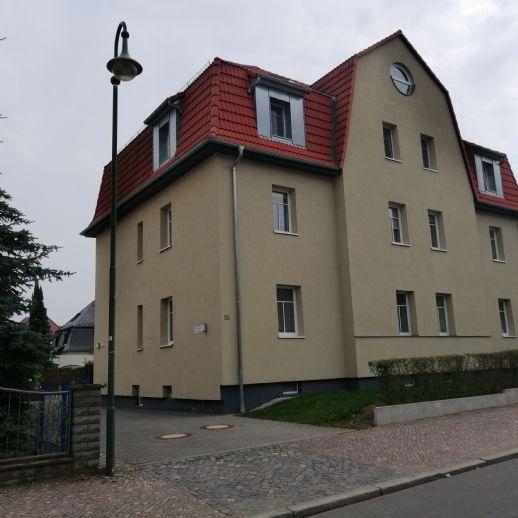 2-Raum Wohnung im 1.OG mit Balkon in Liebertwolkwitz