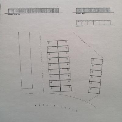 Offenburg Garage, Offenburg Stellplatz