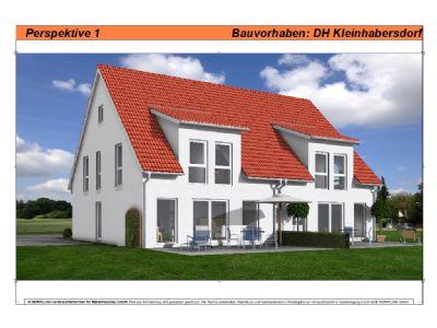 Neubau-Doppelhaushälfte in Dietenhofen, OT Kleinhabersdorf