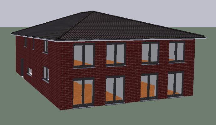 Doppelhaushälfte KfW55 auf großem Grundstück in Eidelstedt