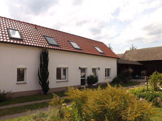 5-Raum-Wohnung auf dem Land zu vermieten