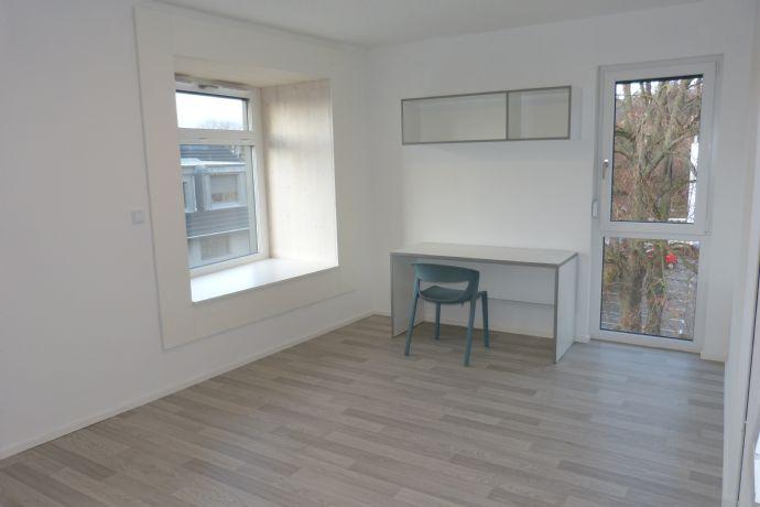 ERSTBEZUG: moderne, möblierte sowie helle und attraktive 2-Zimmerwohnung für Studenten