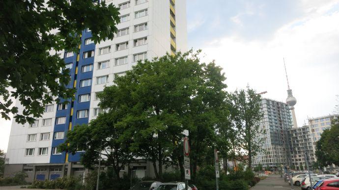 Holzmarktstr. nahe Alex - helle möblierte 3 Zimmer Komfortwohnung Balkon Aufzug