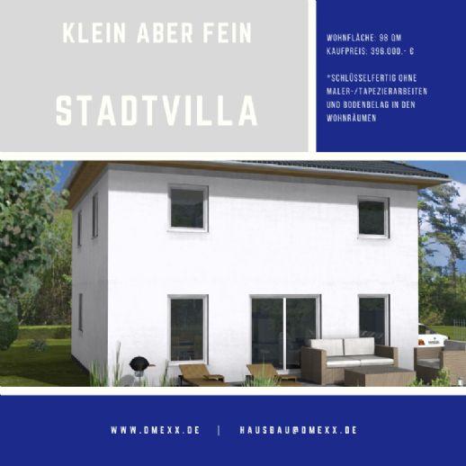 Klein aber fein - 98qm Haus