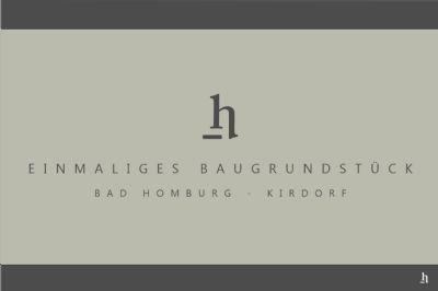 Bad Homburg Grundstücke, Bad Homburg Grundstück kaufen