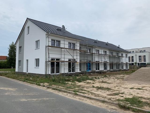 Neubau 2019! Modernes Reihenendhaus mit Fußbodenheizung, Terrasse, Garten u. Gäste-WC