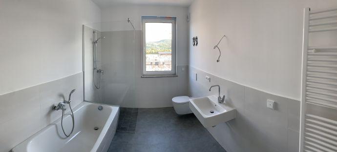 Attraktive 3 Zimmer Wohnung – ERSTBEZUG/NEUBAU –