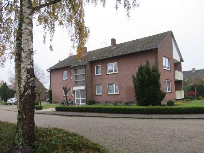 4 Zimmerwohnung mit Balkon in Emlichheim