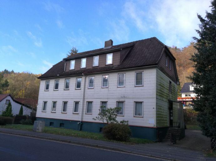 Mehrfamilienhaus auch für Kapitalanleger im Luftkurort Zorge - Südharz