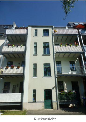 Ruhig und dennoch zentral gelegene 2 Raum Wohnung mit Balkon