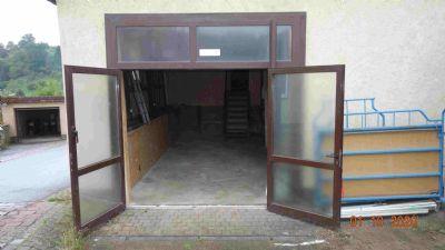 Wildberg Garage, Wildberg Stellplatz
