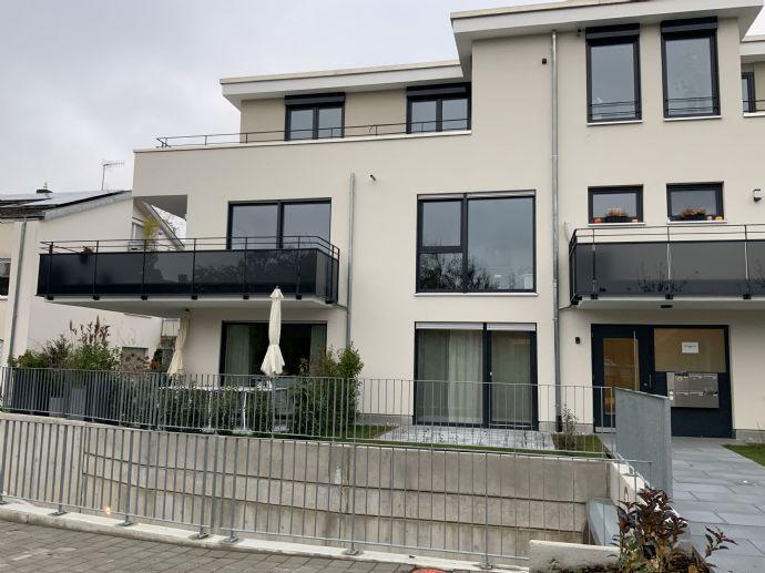 4-Zimmer-Wohnung mit Balkon und Terrasse in Konstanz- Egg zu vermieten