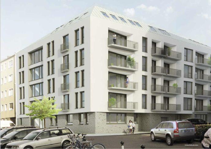 Helle & komfortable 2-Zimmerwohnung 3.6 in Maxfeld