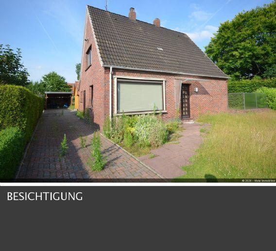 Renovierungsbedürftiges Haus zentral gelegen in Westerstede