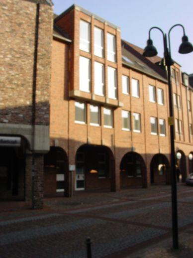 Gepflegte Wohnung 90 m² in Rathausnähe im Zentrum von Übach