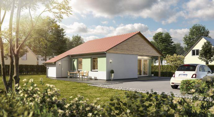 Altersgerecht Leben im eigenen Glückswelthaus von Town&Country mit Grundstück in Altbensdorf!