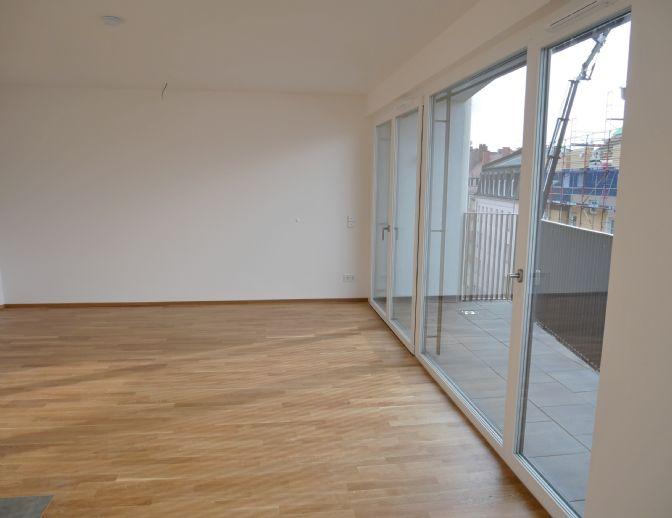 ERSTBEZUG *** Exklusive, citynahe 3-Zimmer-Wohnung am Stadtpark (Lift, Balkon, TG, ...)