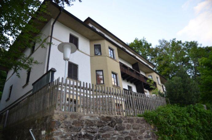 TOP-Wohnung mit Terrasse und Garten in Bayerisch Eisenstein