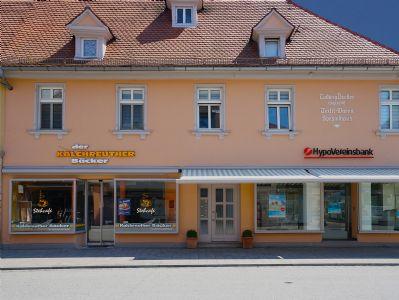 Erlangen Ladenlokale, Ladenflächen