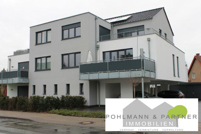 Schöne 2 Zimmer Penthousewohnung in Wiedenbrück