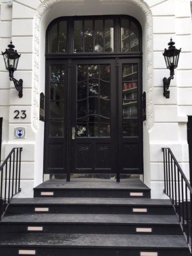 Exklusive 1-Zimmer Jugendstil-Apartment-Bestlage/Winterhude! Erstbezug nach umfassender Sanierung!