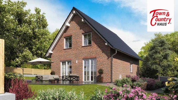 Gemeinsam bauen wir Ihr Einfamilienhaus mit Klinker an der Ziegelhütte 2