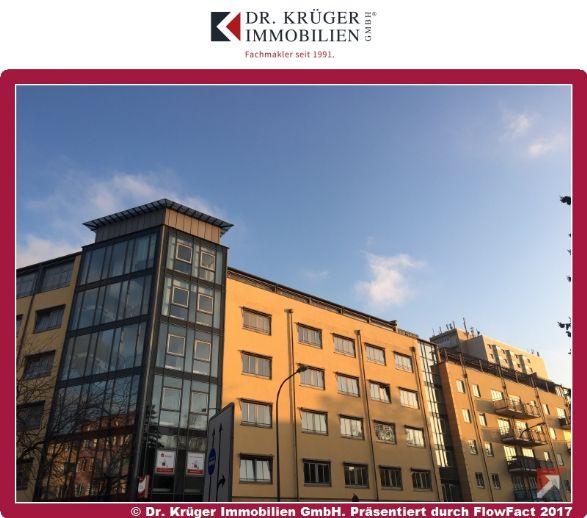 Vermietete 1- Zimmer Wohnung mit Balkon in Dresden- Gruna