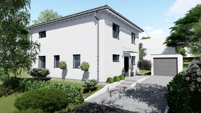 Neubau Stadtvilla in Much Marienfeld