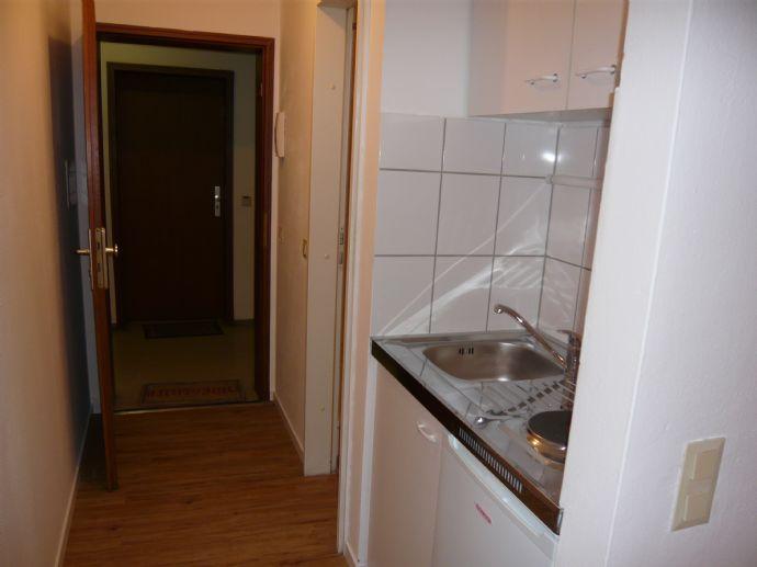 1-Zimmer-Appartement, City Mannheim, Nähe Schloß, top Kapitalanlage! 4% Rendite