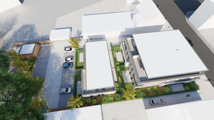 Neubau! 3-Zimmer-Penthouse-Wohnung mit Dachterrasse in Süd-Ost-Ausrichtung! Erstbezug!
