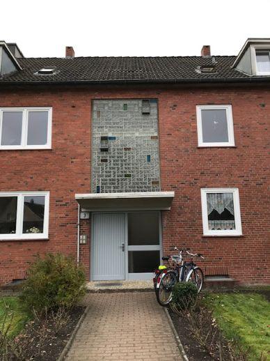 2,5 Zimmer-Wohnung mit Balkon, Tornesch