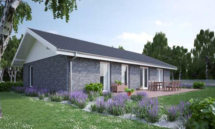 Wohnen auf einer Ebene! Neubau Bungalow 104 m² in Eutin inkl. Grundstück
